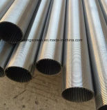 Acta do entalhe da finura do aço inoxidável filtro Vee de Johnson do envoltório de 10 mícrons para a indústria de Architecture&Petrochemical