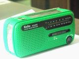 Panneau solaire 2015 meilleur vendeur de charge de la radio FM de radio lecteur MP3