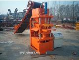 Sy1-10 유압 Eco 라이트 맞물리는 벽돌 구획 기계 가격