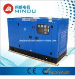 25kw Isuzu 4jb1t Silent Power Generator