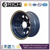 SUV de 5 Orificios Llanta / Conjunto de rueda/blancos de rueda o ruedas de aleación de aluminio/cubo de rueda/Coche Hub