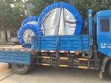 Banda transportadora de goma estándar Ep100-Ep600 del estruendo