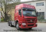 40 tonnellate di Sinotruk HOWO di camion del trattore con alto risparmio di temi del lavoro