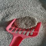 Agglutinamento della sabbia del gatto della polvere