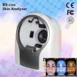 Gesichtshaut-Scanner-Maschinen-bester Verkaufs-Gesichtshaut-Bereich-Analysegerät