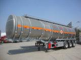 Towable Tanks van de Brandstof van de Tanker of van de Aanhangwagen van de Brandstof van de Aanhangwagen van de Vrachtwagen