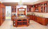 Неофициальные советники президента твердой древесины мебели кухни роскошные (zq-014)