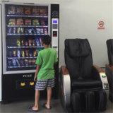 Торговый автомат заедок и пить новой конструкции многофункциональный для сбывания