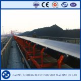 Transportador de correa de gran capacidad para aplicaciones industriales