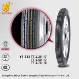 El mercado de la pieza del motor de China Baiyun suministra directo la motocicleta Tyre225-17