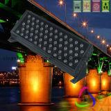 Puce LED Epistar 60X3w stade LED Flood mur mur de lumière/voyant de lavage de la rondelle (LW017)
