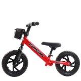 Châssis en acier l'équilibre de bicyclettes pour enfants
