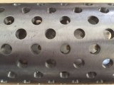 Perforiertes Gehäuse-Rohr des Edelstahl-304 für die Basis-Vertiefung-Entwässerung