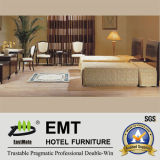 Concise Style Hotel Muebles Twin-Bed Room Conjuntos (EMT-B0663)