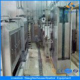 Ligne de machine d'abattage d'équipement/porc d'abattoir de porc