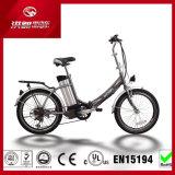 20 '' способ 20V 250W складывая электрический карманный Bike с аттестацией Ce