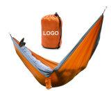 70d Ripstop ligero y compacto Hamaca de paracaídas de nylon