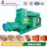 Máquina de fabricación de ladrillo de la pequeña escala