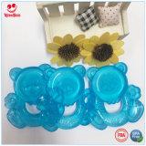 Juguetes de dentición bebé lleno de agua de diseño encantador oso