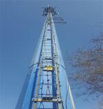 2017 Makkelijk te gebruiken van Monopole Toren van het Staal van de Telecommunicatie van de Fabriek