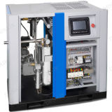 10~350 HP compresseur à vis exempts d'huile pour l'alimentation
