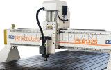 Machine 1325, machine bon marché de commande numérique par ordinateur des prix de couteau de commande numérique par ordinateur d'Ele de travail du bois pour des jouets de guichet de porte de PVC de forces de défense principale en bois