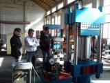 ゴム製およびプラスチックAmaterialsのための標準外熱い加硫の出版物機械