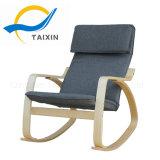 Bunter Walnuss-Arm des Schwingstuhl-(TXRC-01) entspannen sich Stuhl