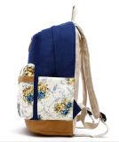 Da trouxa cosmética dos sacos de ombro do Tote das senhoras do portátil da compra da escola da lona do curso saco funcional