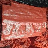 Backup do fio com resistência UV de cerca de retenção de sedimentos