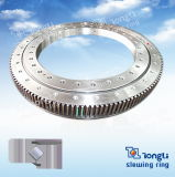 Piezas de recambio de la excavadora Anillo de giro / Cojinete de giro / Cojinete oscilante Interior del engranaje con SGS
