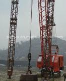CHUY500 기초 건축 단단한 땅에 유압 동적인 압축 장비