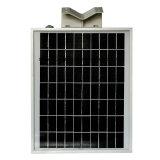 Disegno tutto del rifornimento 8W 18W 20W 25W 30W 50W 80W della fabbrica nuovo in una lampada di comitato solare esterna di illuminazione di energia solare dei sensori di movimento dell'indicatore luminoso di via del LED con Ce RoHS