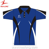 China-Sublimation-Polo-T-Shirts für Mann-Sport-Kleidung