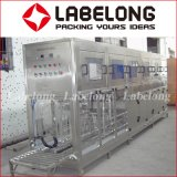 300bph de Vervaardiging van China van de Lopende band van het Water van de Fles van Barreled van 5 Gallon
