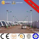 Preiswerte Solar-LED Leuchte des quadratischen Datenbahn-Park-Stahlpfad-