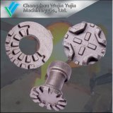 Подгонянная отливка песка сердечника песка глины точности с подвергать механической обработке CNC