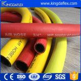 De multifunctionele Slang van de Lucht/water van de Slang Vezel Gevlechte Rubber