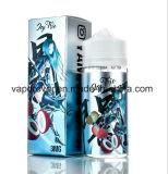 Gewürzte E-Flüssigkeit, elektronische Flüssigkeit, E-Zigarette Flüssigkeit, E-Saft, elektronische Rauch-Flüssigkeit