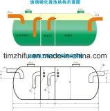 Быстрая установка FRP септиков, легко Transpoting