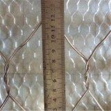Engranzamento de fio galvanizado pesado de Gabion (1m*1m*1m)