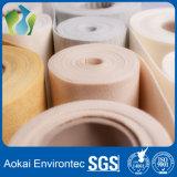 De PTFE alta eficiencia de la tela del filtro colector de polvo