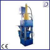 Briqueta hidráulica del bagazo que hace la máquina