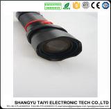 Lanterna elétrica recarregável do diodo emissor de luz do poder superior