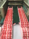 HDPE gestreifte Beutel mit Binden-Handhaben