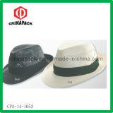 Fashion Straw Trilby Hats (CPA-14-1052)