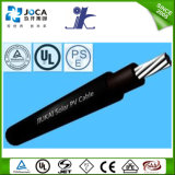 Feito em Jiukai 2X6mm2 /4mm2 Twin Core /AWG Solar picovolt Cable (TUV Approved)