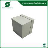2015 Nuevo diseño de lujo caja de regalo blanco