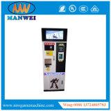 El papel moneda de intercambio de cambiador de máquinas para el juego de Arcade machine