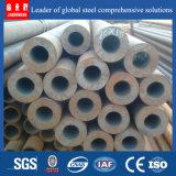 ASTM A106 Gr. B tubo de tubo de acero inoxidable de carbono transparente